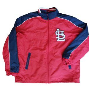 Other - St. Louis Cardinals G-III Sports Carl Banks Zip Up